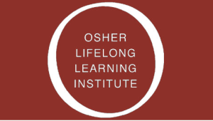 Osher is an amazing resource for lifelong education