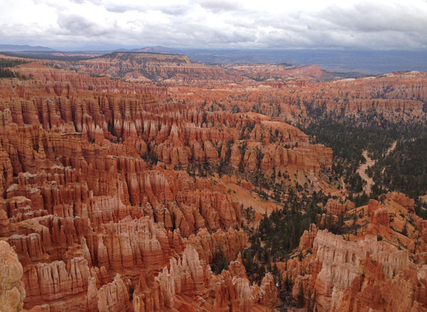Bryce Canyon Nation Park in southern Utah