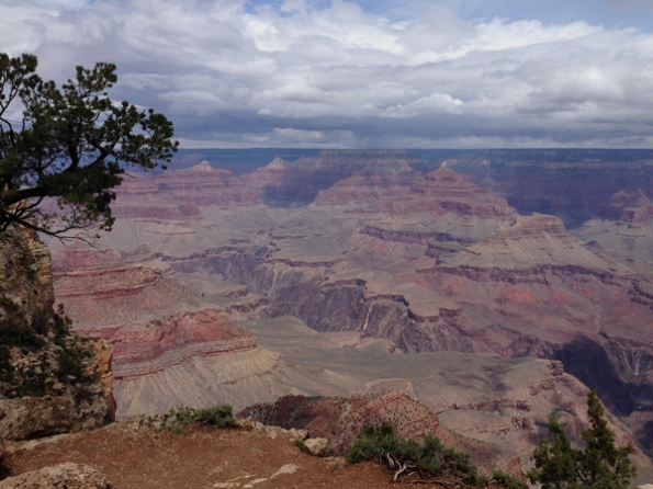 Grand Canyon National Park in northern Arizona