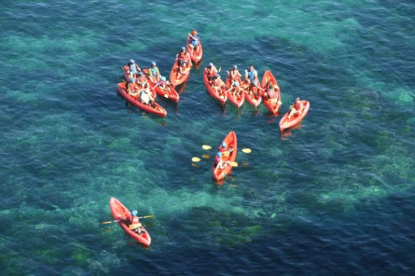 Sailing or kayak lessons may be the perfect gift for a friend who enjoys the water.