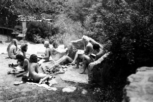 Even though this post isn't about the nudist colony, I know you want to see it.