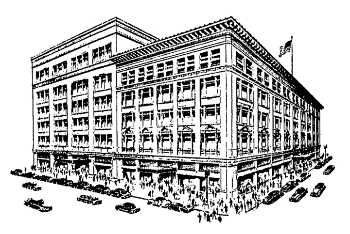 Marston's Department Store