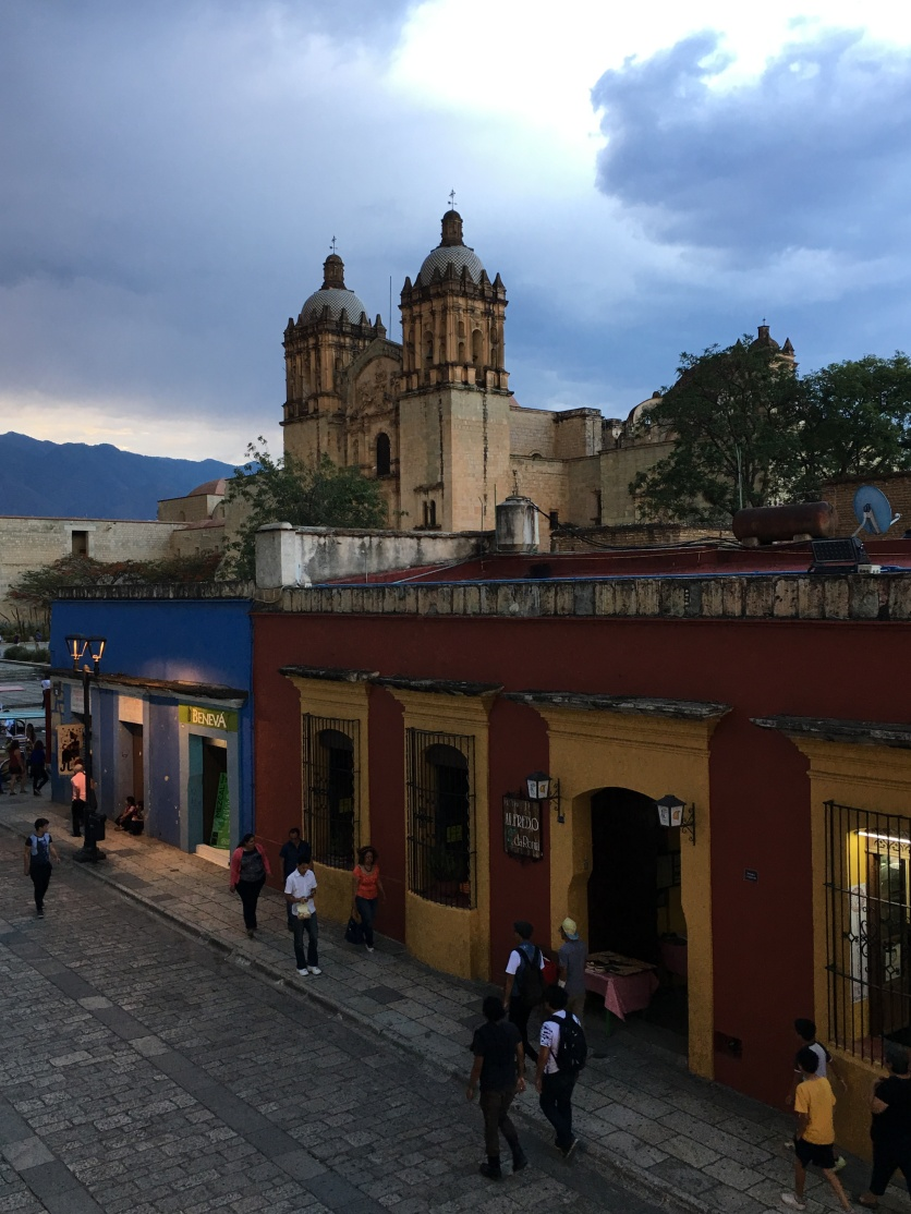 Oaxaca at dus