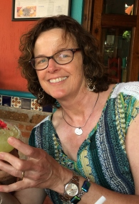 My beautiful Sista-in-Law in Oaxaca