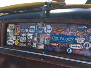 A great collection of stickers.